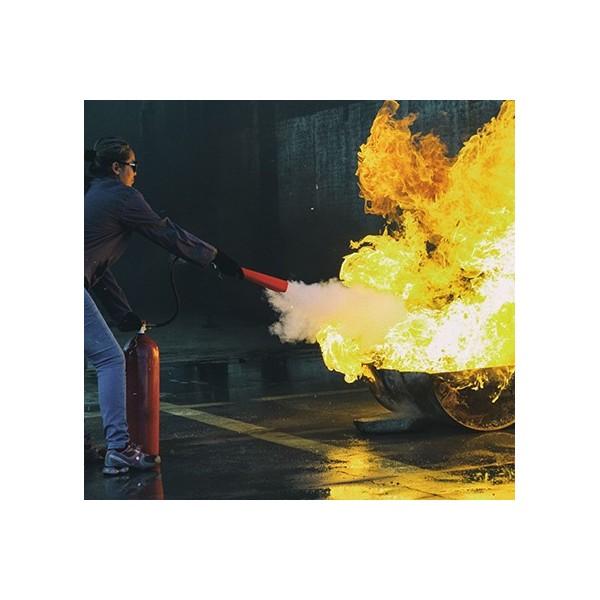 Antincendio - Medio rischio
