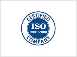 Certificazione di qualità UNI EN ISO 9001-08