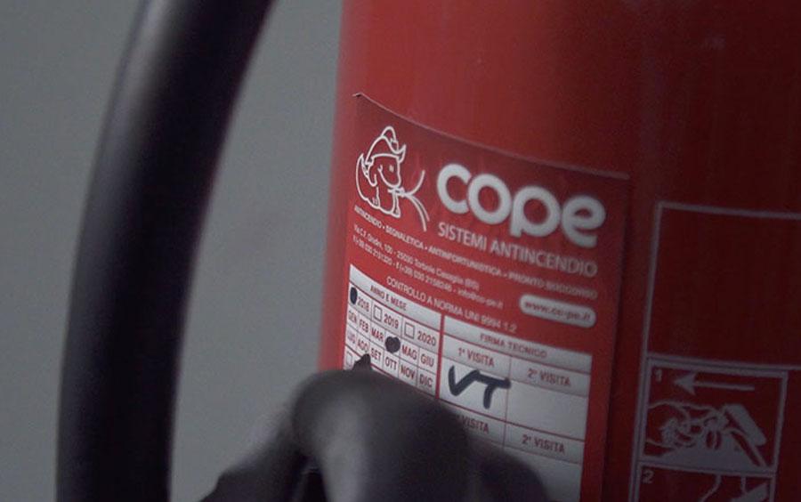 Coronavirus: consentite le manutenzioni antincendio