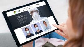 Nuovo e-commerce Cope: i tuoi DPI in un click