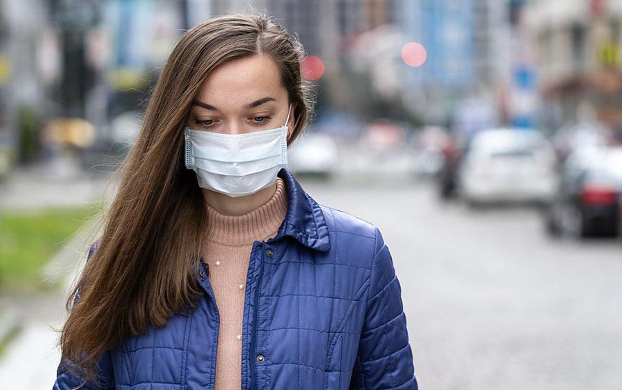 Nuovo protocollo Covid: esteso l'obbligo di mascherine